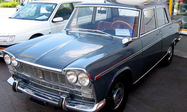 FIAT 2300 – (1961/1968) – Italia