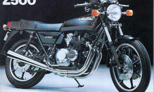 KAWASAKI Z 500 – (1979) – Giappone
