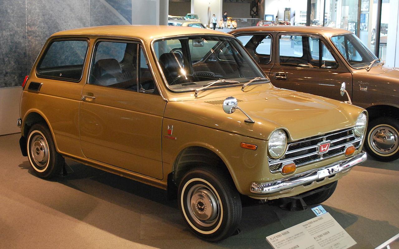1969_Honda_N360_