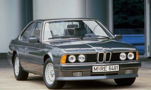 BMW 635 CSi – (1978/1989) – Germania