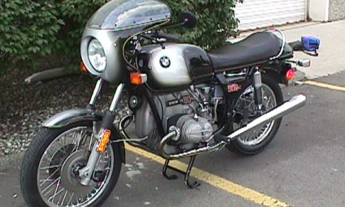BMW R90 S – (1973/1976) – Germania