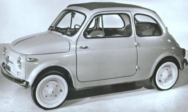FIAT NUOVA 500 – (1957/1960) – Italia