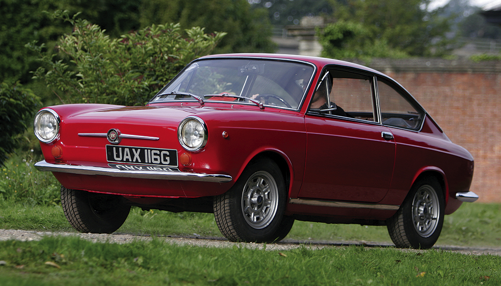 1965 Fiat 850 Spider Related Infomation Specifications