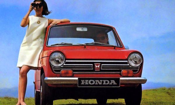 HONDA N360 / N600 – (1967/1972) – Giappone