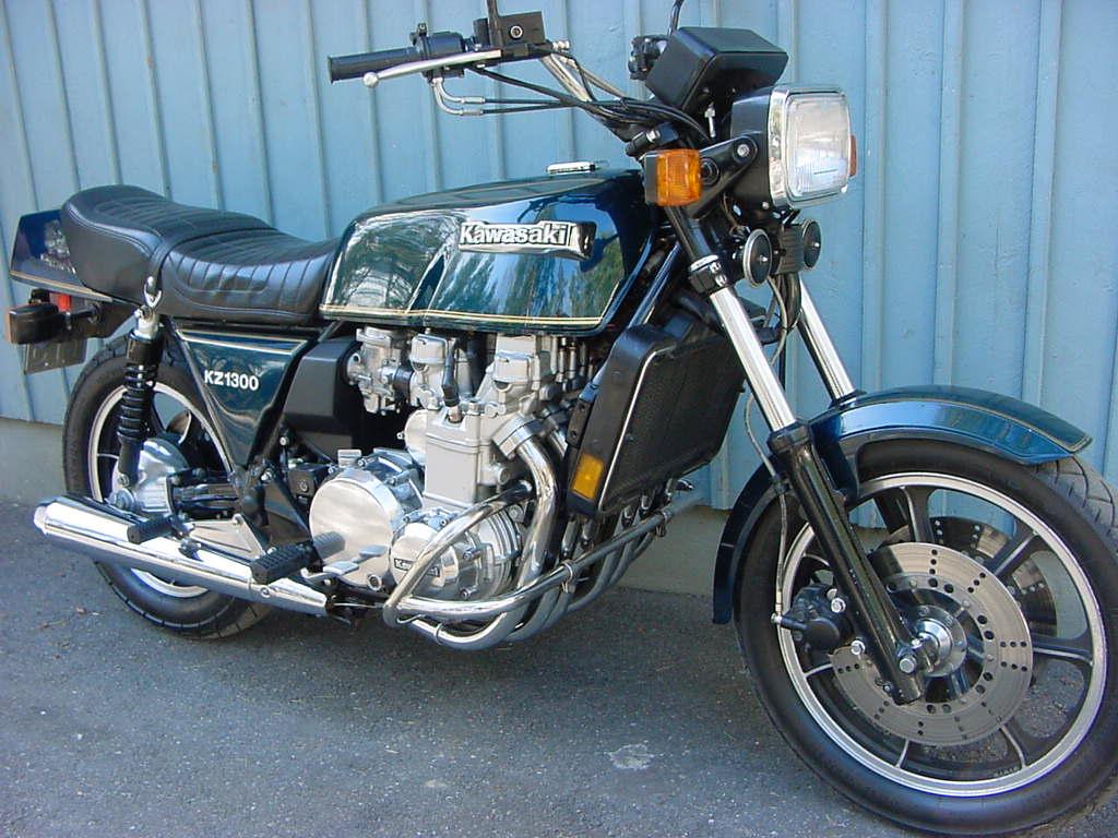 Kawasaki-kZ1300-1979