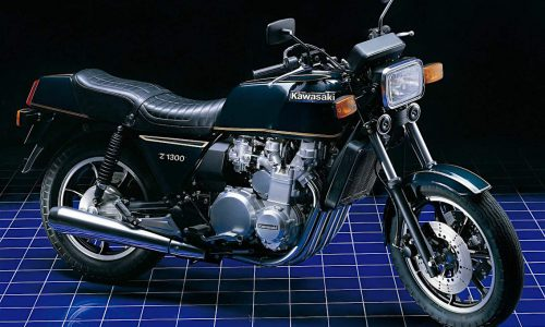 KAWASAKI Z 1300 (Sei cilindri) – (1979) – Giappone