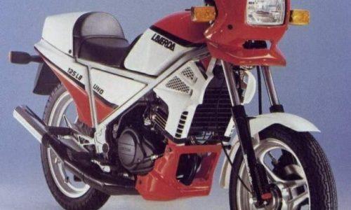 LAVERDA LB 125 cc. – (1984) – Italia