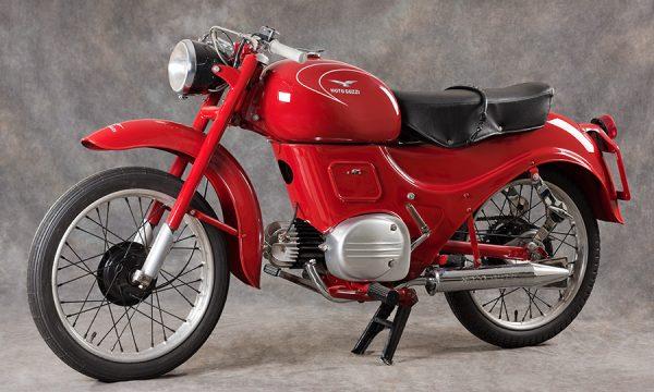MOTO GUZZI ZIGOLO – (1953/1966) – Italia