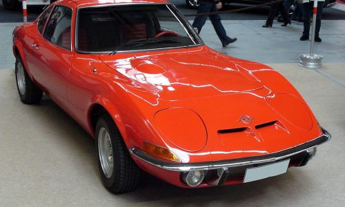 OPEL GT – (1968/1973) – Germania