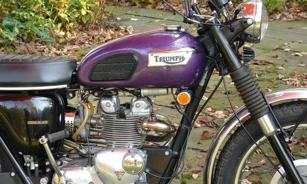 TRIUMPH 500 T100C TROPHY – (1969) – Gran Bretagna