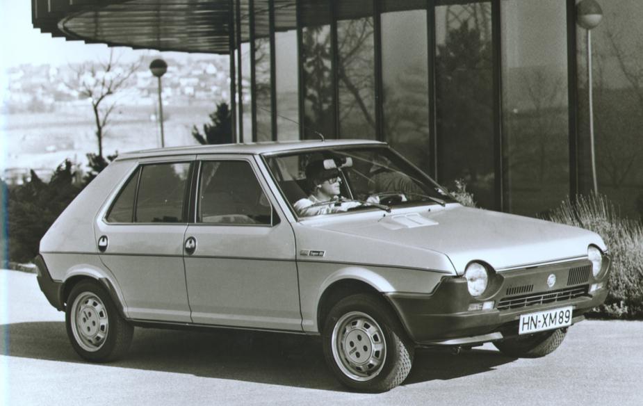 Fiat ritmo super 75 85 auto epoca del passato