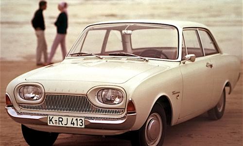 FORD TAUNUS 17 M e 20 M – (1960/1967)