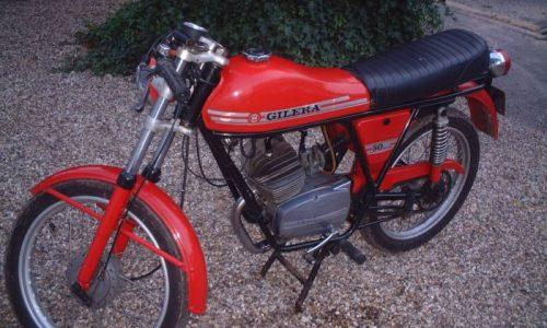 GILERA 50 RS – (1973) – Italia