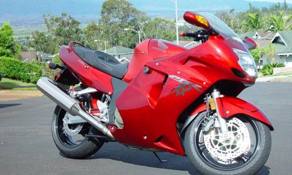 HONDA CBR1100XX – (1996/2003) – Giappone