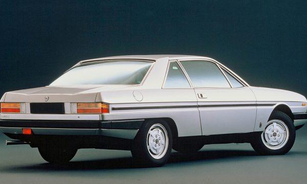 LANCIA GAMMA 2500 COUPE' – (1976/1983) – Italia