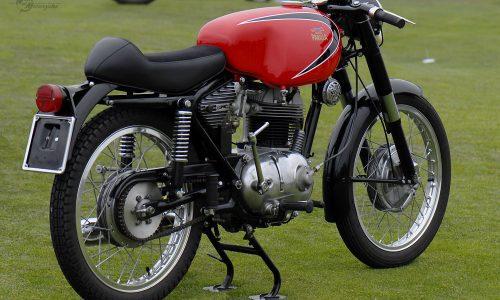 PARILLA 175 – (1953/1963) – Italia