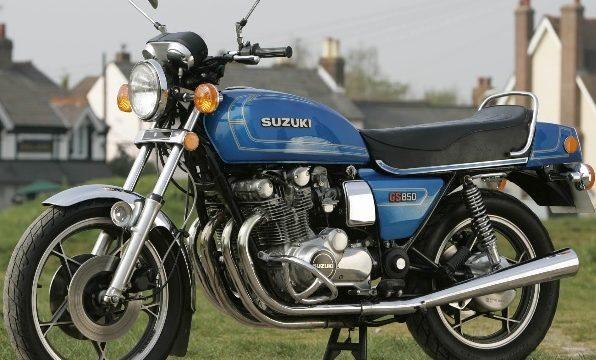 SUZUKI GS 850 G – (1979) – Giappone