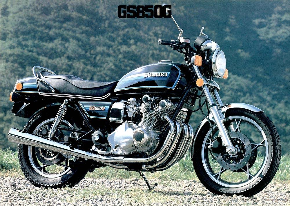 Suzuki Gsl