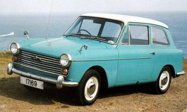 AUSTIN A40 ( Innocenti ) – (1958/1967) – Gran Bretagna
