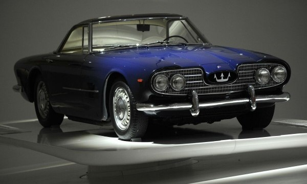 MASERATI 5000 GT – (1959/1965) – Italia