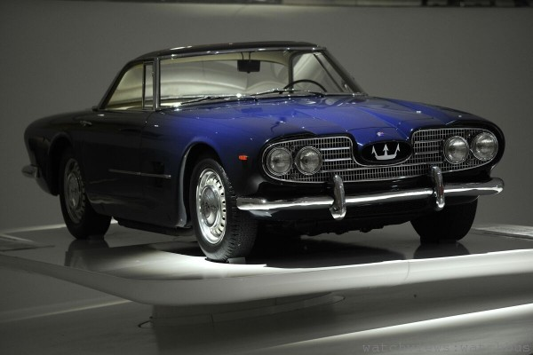 1959 maserati 5000 gt related infomation,specifications - weili