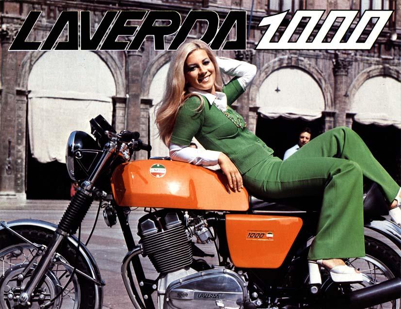 Laverda 1000 3C del 1972