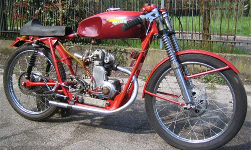 CECCATO 75 CORSA – (1953) – Italia