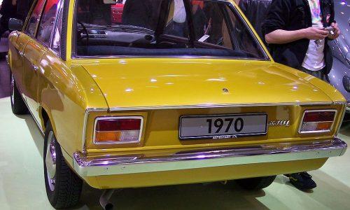 VOLKSWAGEN K70 – (1970/1974) – Germania