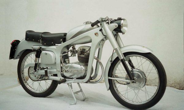 AERO CAPRONI 75 CAPRIOLO – (1952) – Italia