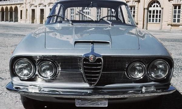 ALFA ROMEO SPRINT 2000 / 2600 – (1960/1966) – Italia