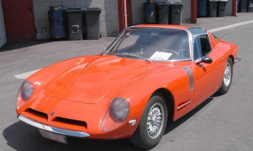 BIZZARRINI GT EUROPA 1900 – (1966/1969) – Italia