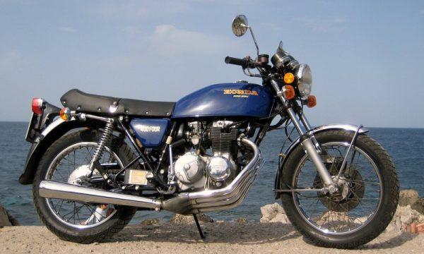 HONDA CB 400 FOUR – (1974/1977) – Giappone