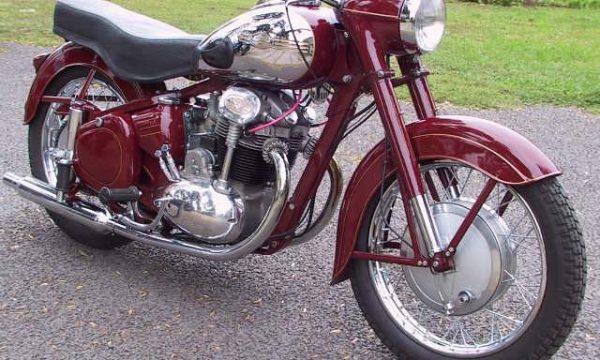 JAWA 500 – (1954/1958) – Cecoslovacchia