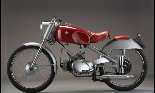 RUMI 125 SPORT – (1950/1953) – Italia