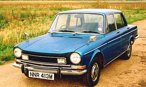 SIMCA 1300 / 1301 SPECIAL – (1963/1975) – Francia