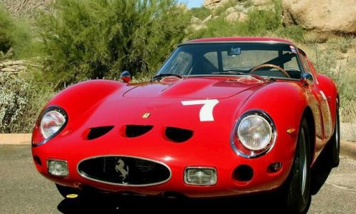 FERRARI 250 GTO – (1962/1964) – Italia