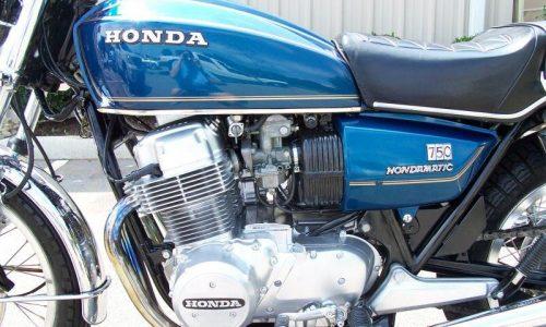 HONDA CB 750 A Automatica – (1976/1978) – Giappone