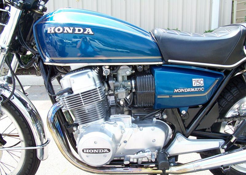 Honda Cb 750 A Automatica 19761978 Giappone