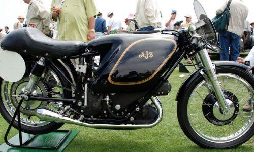 AJS PORCOSPINO E 95 – (1954) – Gran Bretagna