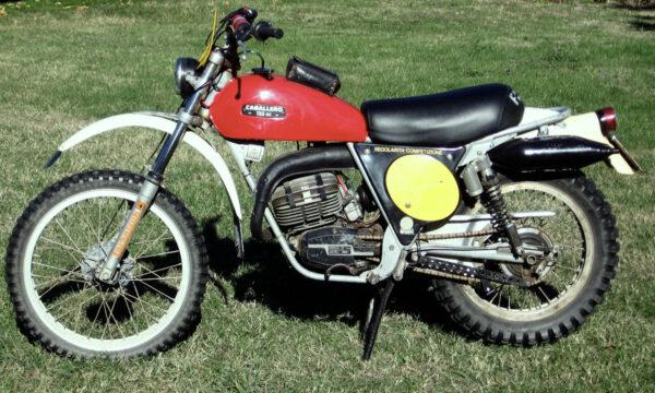 FANTIC MOTOR CABALLERO 125 – (1973/1980) – Italia