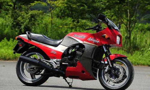 KAWASAKI GPZ 900 R NINJA – (dal 1983) – Giappone