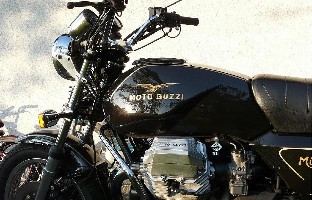 Moto Guzzi mille gt motore