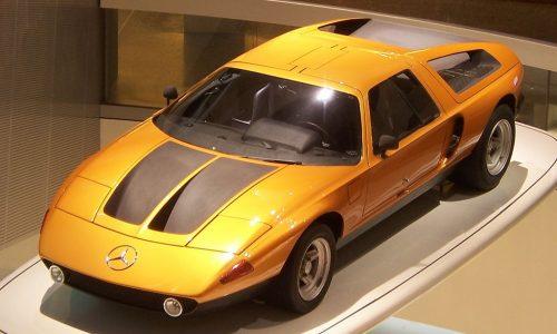 MERCEDES C111 – (1969) – Germania