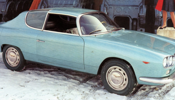 LANCIA FLAVIA ZAGATO – (1960/1971) – Italia
