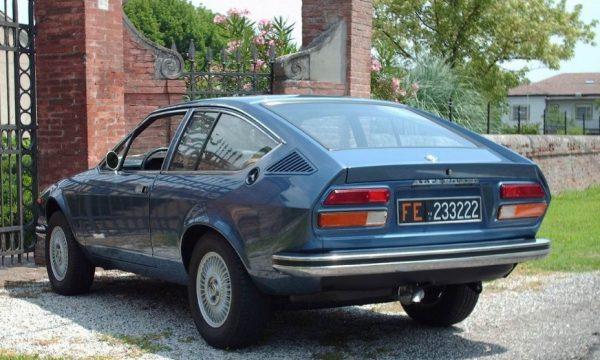 ALFETTA GT 1800 – (1974/1976) – Italia