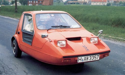 BOND BUG 700 – (1970) – Gran Bretagna