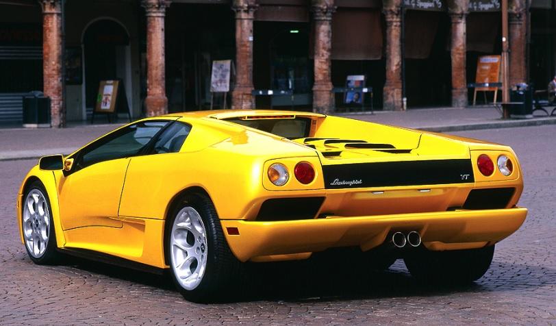 Lamborghini Diablo 1990 1999 Italia
