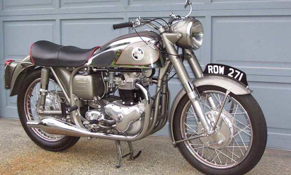 NORTON 500 DOMINATOR 88 – (1951/1963) – Gran Bretagna