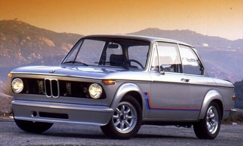 BMW 2002 TURBO – (1973/1974) – Germania