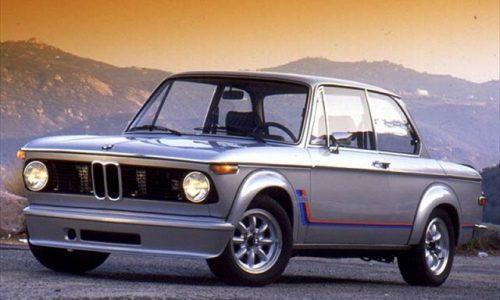 BMW 2002 TURBO – (1973/1974) – Germania